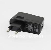 DHL EMS Fedex Free Shipping 100pcs/lot AC 100-240V /DC 5V 2A USB Charger Adapter Power Supply Wall Home Office EU Plug/US plug