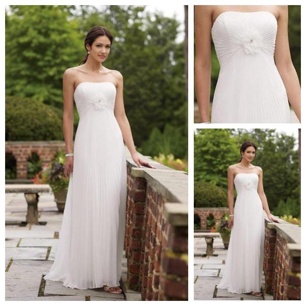 Informal Outdoor Wedding Dresses 113