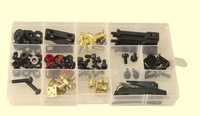 Free Shipping Pro DIY Kit of Parts and Accessories for Tattoo Machine Repair and Maintain