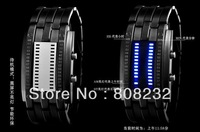 Fashion mens electronic watch led watch Fast Free Shipping by Swiss Or FiJi Post Air Mail