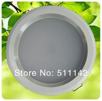 "6"" led down light 20W 276pcs SMD3528 white paint surface Warm White/Cold White AC 85~265V 10pcs/lot Free Shipping cheap price"