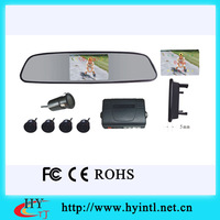 Hot selling New Video Parking Sensor HY9358