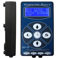 1 pc - High Quality Tattoo Power Supply / Regulator (HP-2) for Tattoo machine / Gun -LCD / Membrane button -Free Shipping