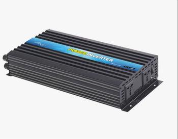 Factory sell CE&RoHS&SGS , off-grid DC12v/24v/48v AC100v-120v/220v-240v 2000w/2kw pure sine wave power invertor/solar invertor