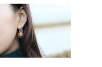 2013 Newest earrings jewelry,Exaggerated Vintage drop temperament Earrings/Have 3 color