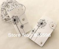 without original box genuine leather Card Holder & Key Wallet 068 business gift  credit card ,name holder