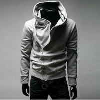 Free shipping mens autumn and winter slim fit hoodies low price wholesale and retail M/L/XL/XXL/XXXL