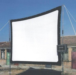 200 projector screen simple movie screen projector screen(China (Mainland))