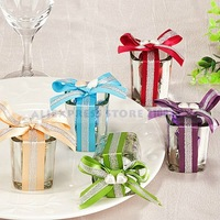 Expressions Glass Favor Jars (Set of 6) for Wedding Party Stuff Accessories Supplies Wholesale Retail Free Shipping