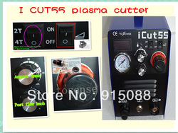 machine or portable CE igbt dc inverter cutter equipment one phase 220volt icut55a ICUT55(China (Mainland))