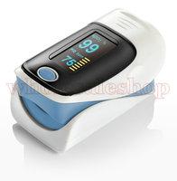 Color OLED Fingertip Pulse Oximeter - Spo2 Monitor