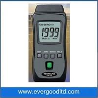 TM-750 Mini Pocket Solar Radiation Power Meter Tester Range 4000W/m2 634Btu free shipping