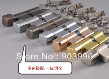 Free shipping-B class core anti-theft lock core indoor wood door lock core