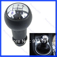 Free Shipping Peugeot VTS Gear Shift Knob Fit 106 206 207 306 307 308 406 807 Black Gearknob