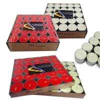 Aromatherapy smokeless candle romantic birthday  bundle small  tea candle, free shipping