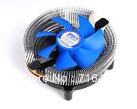 free shipping computer cpu fan for AMD AM2 and AMD S-754/939/940,Intel LGA775 cpu cooling fan