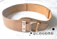 All-match women's belt d word buckle genuine leather wide belt women's belt cummerbund black red brown