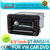 2 din car multimedia for vw/ skoda with gps/ dual canbus/ BT/ OPS/ IPAS/Dual AC/Iphone/Ipod/ 3G optional... top quality!