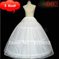 Cheap A-line wedding dress petticoat soft tulle lace edge petticoat wedding accessory tulle undergarment WA-005