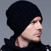 DHL/fedex free shipping Hip-Hop Knitted Long Unisex Beanies women men hat winter cap / Acrylic Ski Warm Hat Skull Cap