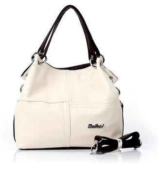 New Arrived casual popular handbag genuine leather shoulder bag fashion office totes bag free shipping