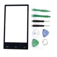 Black Glass Lens  for  Samsung SCH-W999 + tools