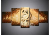 New Modern Hand abstract Huge Art Decor wall Canvas Oil Painting (no Framed) 215