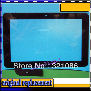 Digitizer Touch Screen Glass FOR Capacitive Ainol Novo7 Novo 7 Aurora 2 ii  / 7'' Tablet PC MID