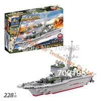 Enlighten Child military toys 84005 educational blocks military set KAZI building block sets,toys plastic blocks free Shipping