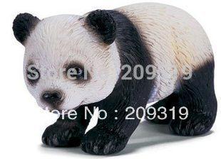 plastic animal  giant panda toy