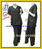 various colors new fashionable medical scrub suit uniforms
