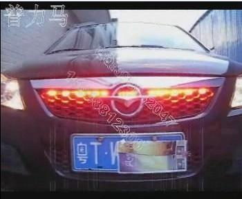Polymax train lamp scanning light super bright flash lamp 75 wireless remote control Car modification lamp LED(China (Mainland))