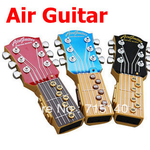 Air guitar Electric Toys Music Instrument Guitar High Quality Whoesale Free shipping