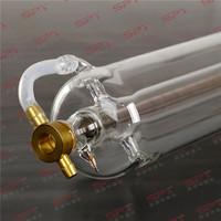 100w 1650mm length co2 Laser Tube