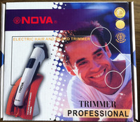 Rechargeable Professional Hair Trimmer/Electric Hair Trimmer