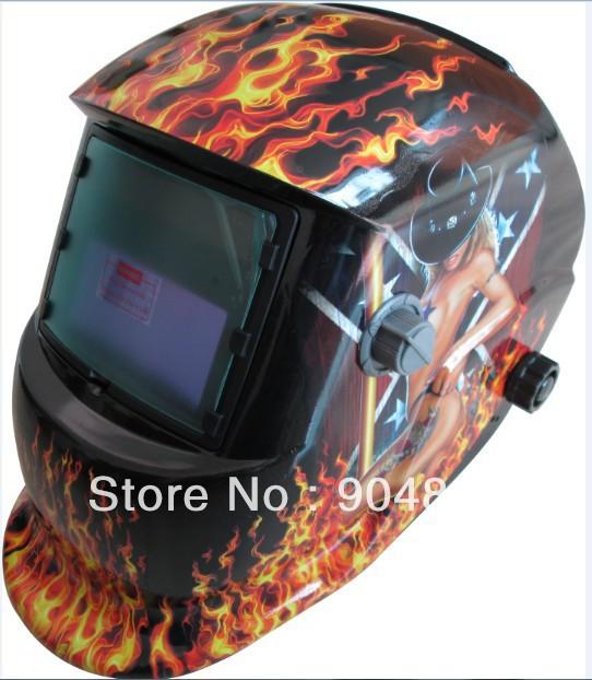 Geschlechtsbestimmung Aussehen li-batterie solar auto verdunkelung elektroschweißen maske/Helm/Schweißer kappe für schweißanlagen plasma-cutter