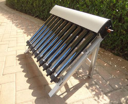 10 Evacuated Tubes, Solar Collector of Solar Hot Water Heater, Heat Pipe Vacuum Tubes, new(China (Mainland))