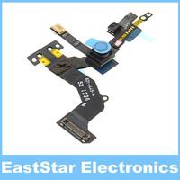 50pcs/lot,Proximity Light Sensor with Front Camera Flex Ribbon Cable for iPhone 5 5G