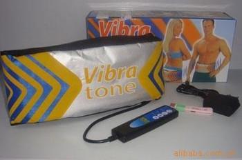 Free Shipping, 10 vibra tone vibratone slimming belt vibration belt massager belt