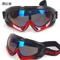 POLISI Designed Foam Coating Single Lens Cheap Snowboard Goggles, Unisex UV400 Ski Tactical Airsoft Glasses on Discount RTP01