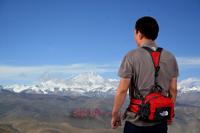 Free shipping outdoor sports men women purse single shoulder ride luggage travel bag waist bag luggage