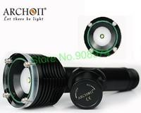 Free shipping ARCHON D22V Torch Cree XM-L U2 1000 Lumens 3-Mode Professional Underwater Camera Fill Floodlight Led Flashlight