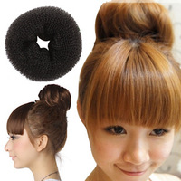 Fashion Styling Magic Sponge Hair accessory MOQ USD 5 ,Hair maker tools size donuts involucres balls hair accessory
