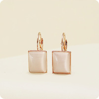 VIENNOIS accessories female gentlewomen elegant ol brief - eye small earrings stud earring