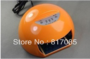 Nail art special 12 w phototherapy light band fan belt induction with screen KS - 092 nail art phototherapy machine