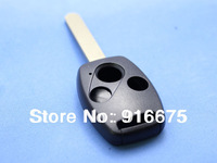 Low 3 button 1023 key shell car keys For Honda