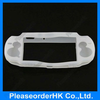Brand New Silicone Case Skin Cover Durable For Sony PS VITA Console Transparent Free Shipping