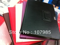 "New Stand Folio Leather Case Cover Pouch For 10.1"" Acer Iconia Tab A510 Tablet,5 Colors Available ,Free shipping"