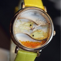 [Free Shipping] Gifts for Valentine's day! Quicksand Fashion watch