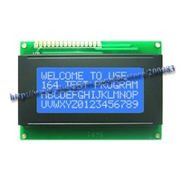 char.16x4A lcd display module
